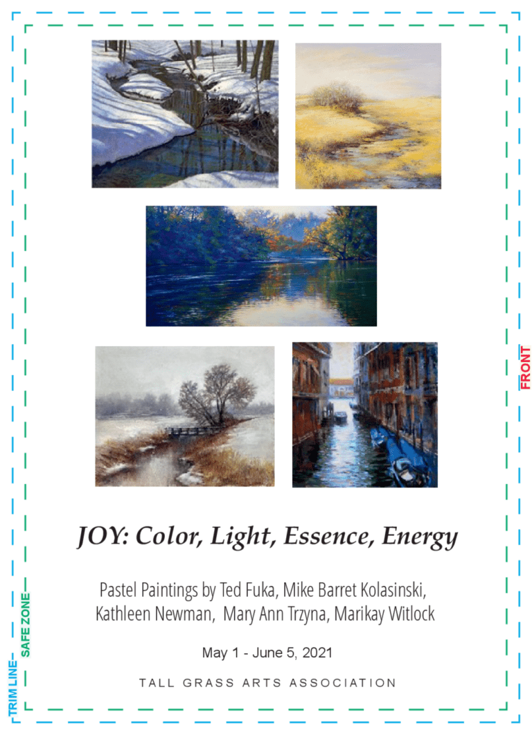 JOY: Color, Light, Essence, Energy
